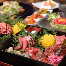 9,500日元套餐
