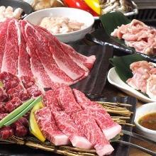 5,500日元套餐 (12道菜)