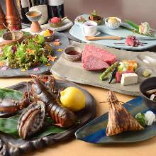 15,400日元套餐