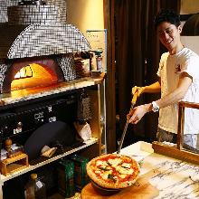 拿波里披萨