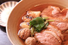 南蛮鸭肉荞麦面