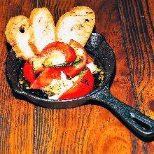 烤卡布里沙拉