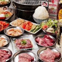 4,860日元套餐 (12道菜)
