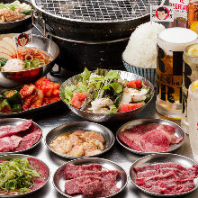3,780日元套餐 (10道菜)
