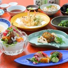 12,000日元套餐 (10道菜)