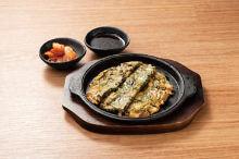 韩式韭菜煎饼