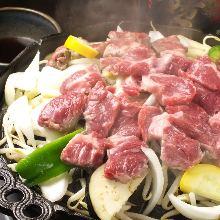 5,000日元套餐 (5道菜)
