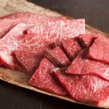 和牛肉拼盘