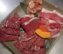 4,598日元套餐 (70道菜)