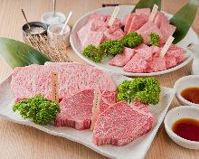 5种烤肉拼盘