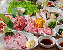 4,800日元套餐 (15道菜)