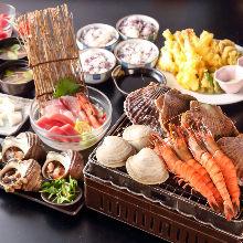 4,378日元套餐 (10道菜)