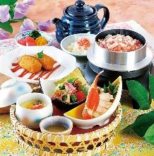 2,376日元组合餐 (4道菜)