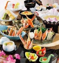 5,616日元套餐 (10道菜)