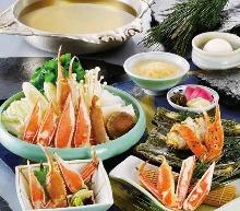 6,804日元套餐 (7道菜)