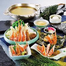 7,344日元套餐 (7道菜)