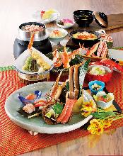7,344日元套餐 (11道菜)