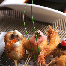 9,680日元套餐 (7道菜)