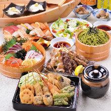 2,680日元套餐 (8道菜)