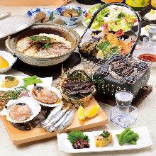 2,980日元套餐 (6道菜)