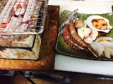 七輪日式炭烤