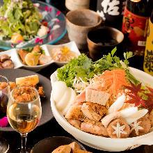 3,980日元套餐 (7道菜)