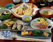 7,700日元套餐 (7道菜)
