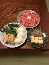 8,800日元套餐 (4道菜)