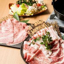 猪肉寿喜烧