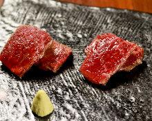 和牛里脊肉排