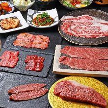 7,000日元套餐 (14道菜)