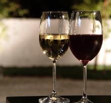 葡萄酒(红、白)