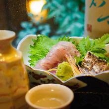 2,750日元套餐 (4道菜)