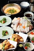 5,980日元套餐 (6道菜)