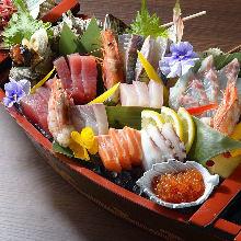 9,000日元套餐 (9道菜)
