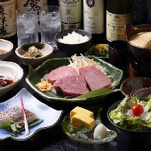 9,878日元套餐 (9道菜)