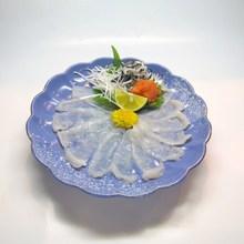 河豚生鱼片