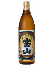Satsumatakarayama Kurokojishikomi Sweet Potato Alcohol25