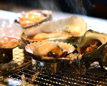 其他 贝类料理、海鲜料理