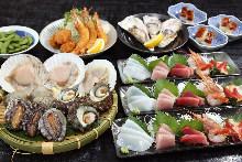 5,500日元套餐