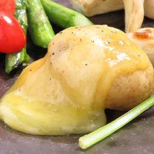 拉克莱特奶酪蔬菜
