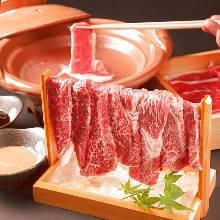 和牛涮涮锅