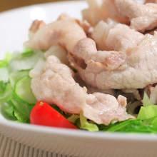 冷制猪肉涮涮锅