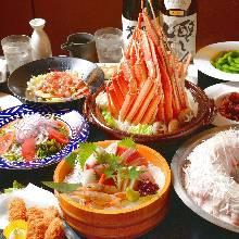 7,000日元套餐 (10道菜)