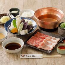 1,296日元组合餐 (5道菜)