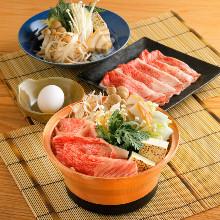 1,620日元套餐 (4道菜)