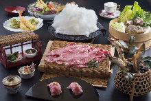 14,000日元套餐 (8道菜)
