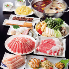 5,980日元套餐
