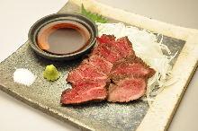 炙烤和牛肉