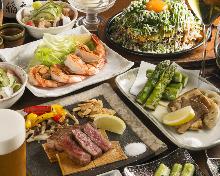5,170日元套餐 (7道菜)